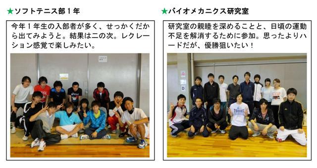 2014体育祭チーム5