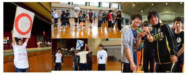 2014体育祭○×ゲーム