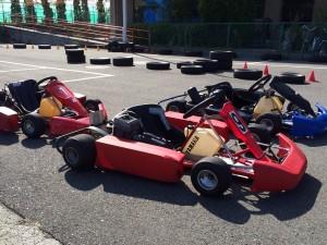 レーシングカート研究会