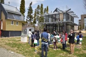 エネルギーを自給自足し自然と共生するロハスの家1号・2号・3号に住んでみたい!