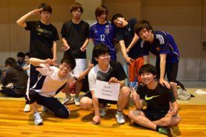 昨年も参加した建築学科2年生チーム。昨年のリベンジを誓い、今年は日本最強1位をめざす!!