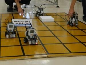 ロボット・制御