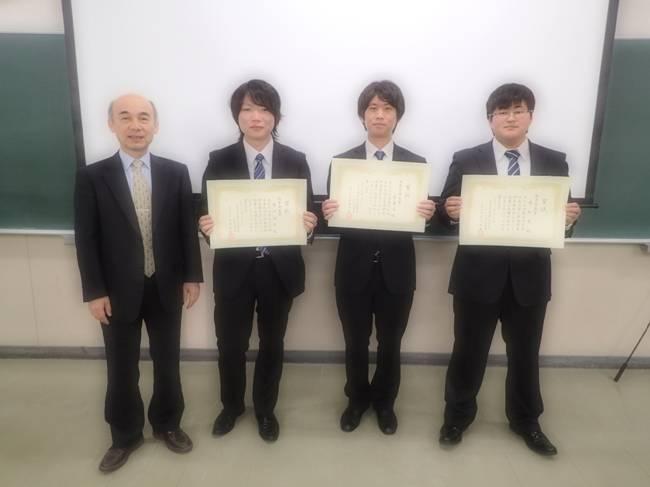 平成26年度学術研究報告会優秀発表者image002