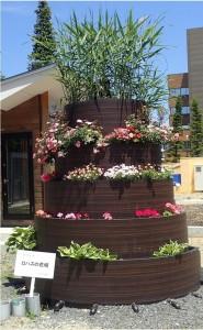 第50回日本水環境学会年会優秀発表賞_ロハスの花壇